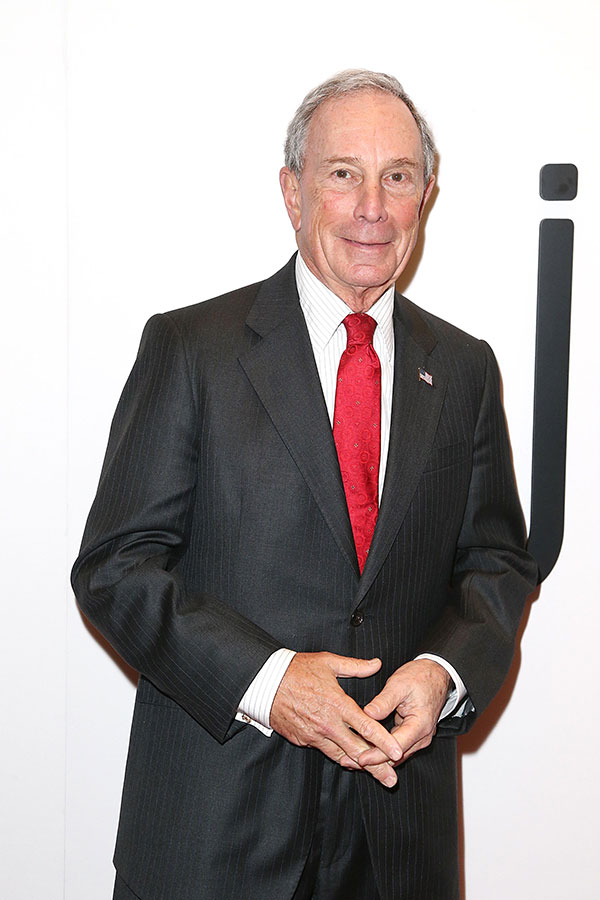 Michael Bloomberg Celebrity Profile