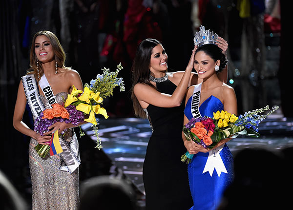 Miss Colombia Slams Miss Universe