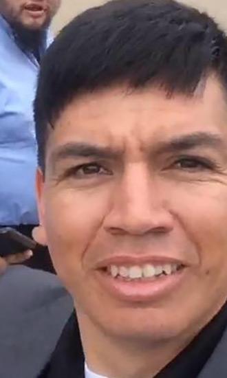 Oscar Vazquez Celebrity Profile