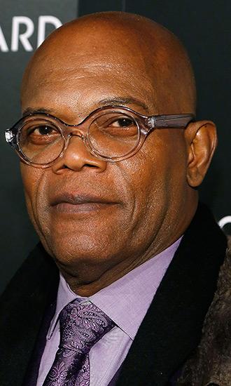 Samuel L. Jackson Celebrity Profile