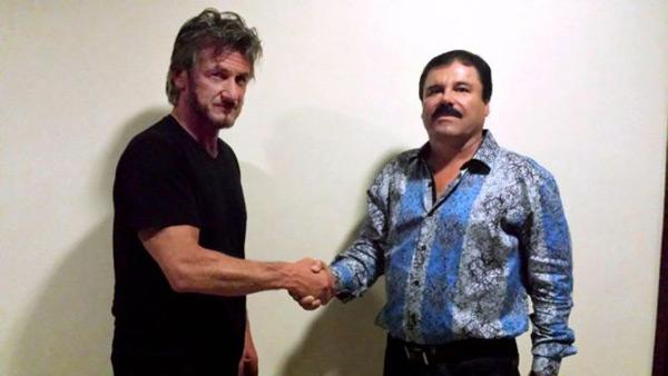 Sean Penn Interviewed El Chapo