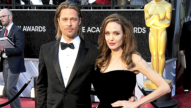 24 Of The Hottest Celebrity Couples At The Oscars Over The Years: Brangelina & More
