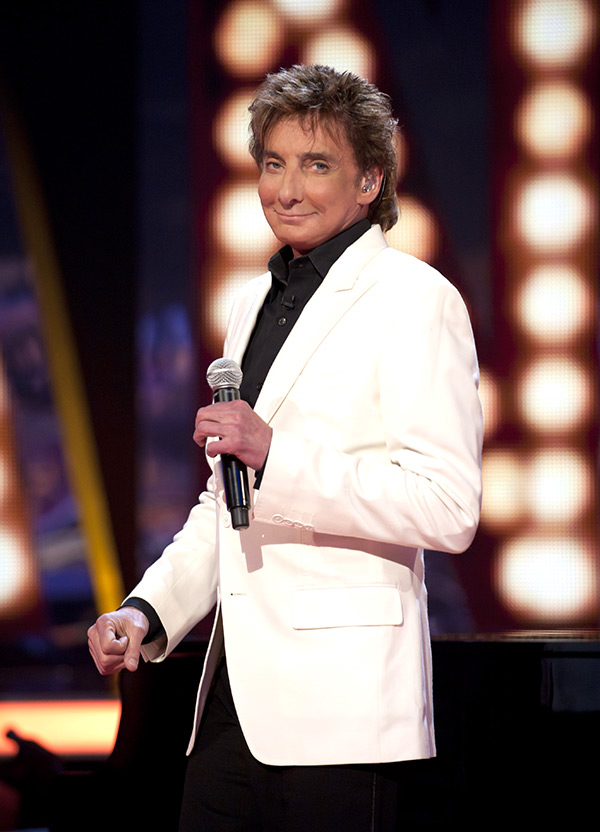 Is Barry Manilow Going To The Grammys