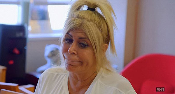 Big Ang Scared Of Dying