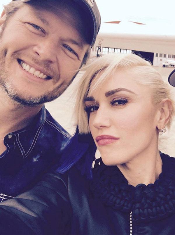 Gwen Stefani Blake Shelton Marriage