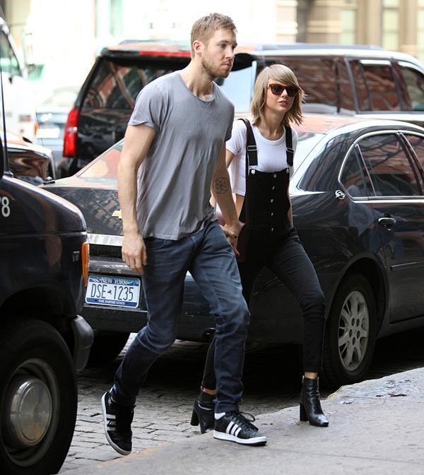 Calvin Harris Taylor Swift Feud