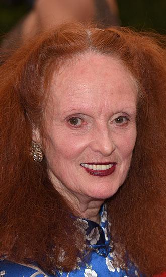 Grace Coddington Celebrity Profile
