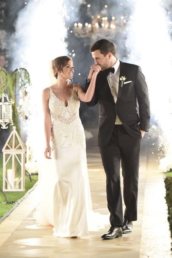 Tanner Tolbert Jade Roper Wedding
