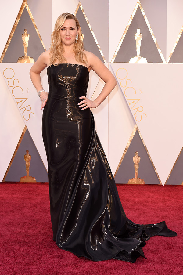 Kate Winslet Oscar Dress