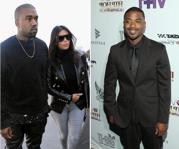 Kanye West Ray J Rap