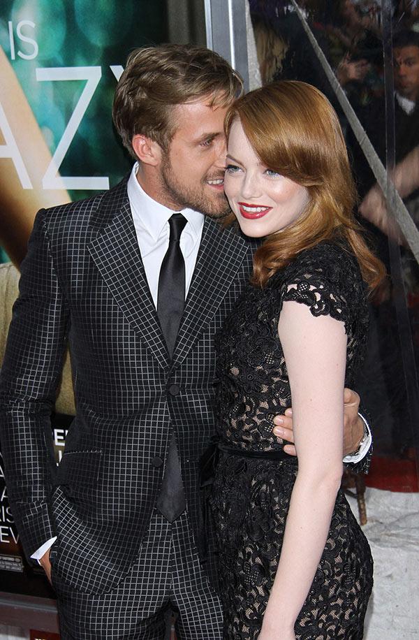 Emma Stone Ryan Gosling Dating