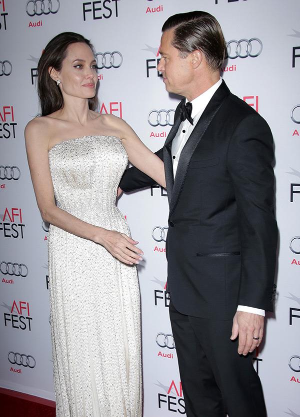Brad Pitt Filing Divorce Angelina Jolie