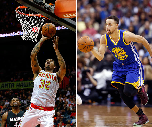 Video Watch Hawks Vs Golden State Live Stream The Game Here Hollywood Life