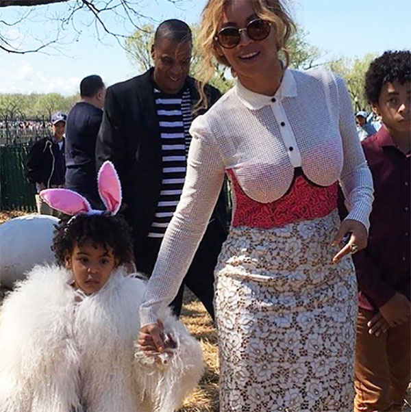Celeb Kids Easter