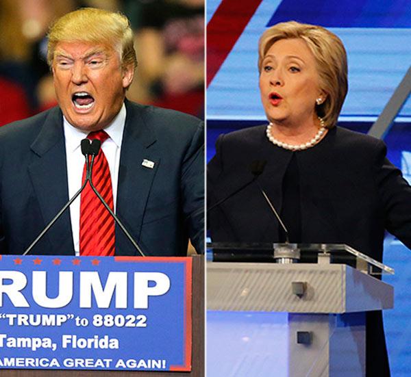 Hillary Clinton Disses Donald Trump
