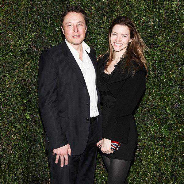 Elon Musk Talulah Riley Divorced