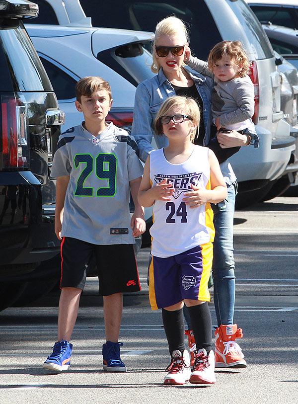 Gwen Stefani's Kids Calling Blake Shelton