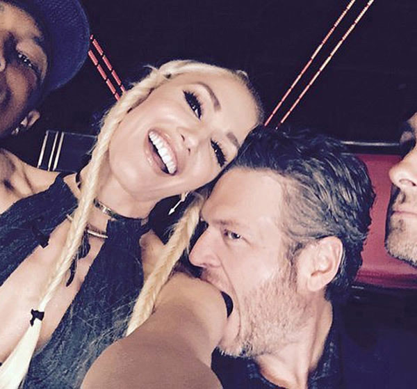Blake Shelton Gwen Stefani Having Baby
