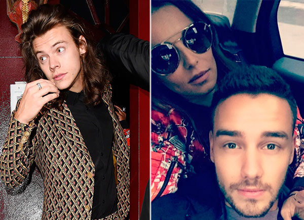 Harry Styles Liam Payne New Relationship