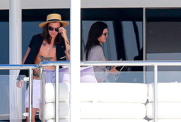 Vacation Kendall Jenner And Harry Style
