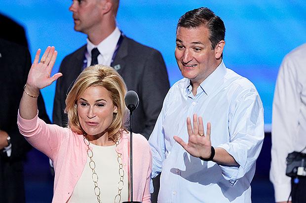 Heidi Cruz, Ted Cruz