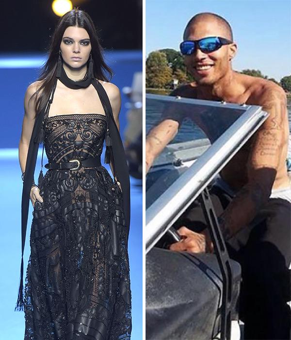 Kendall Jenner Jeremy Meeks Sexy
