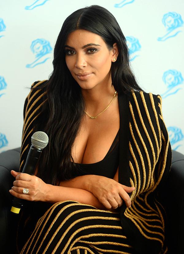 Kim Kardashian's Easter Kimoji