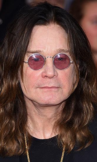 Ozzy Osbourne Celebrity Profile