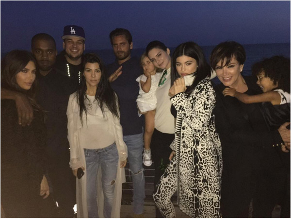 Rob Kardashian Birthday Party
