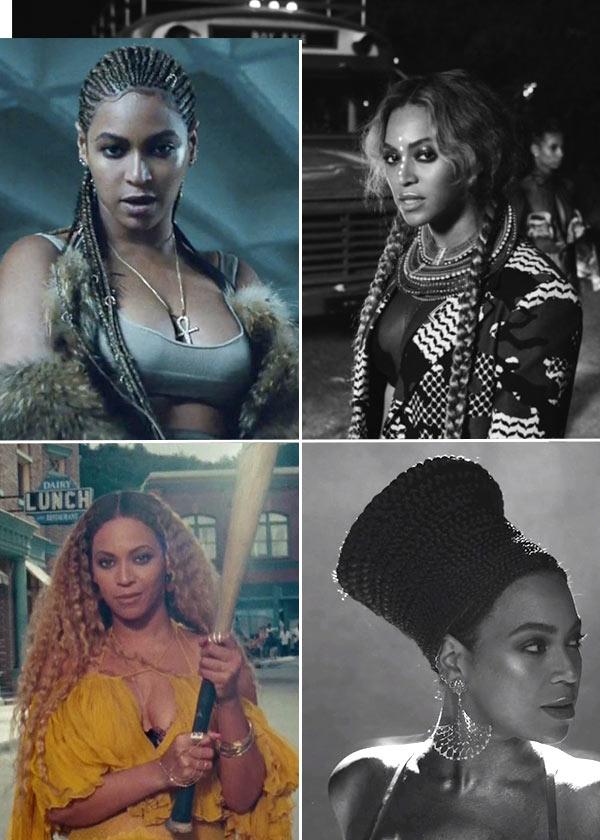 Lemonade Beyonce Beauty