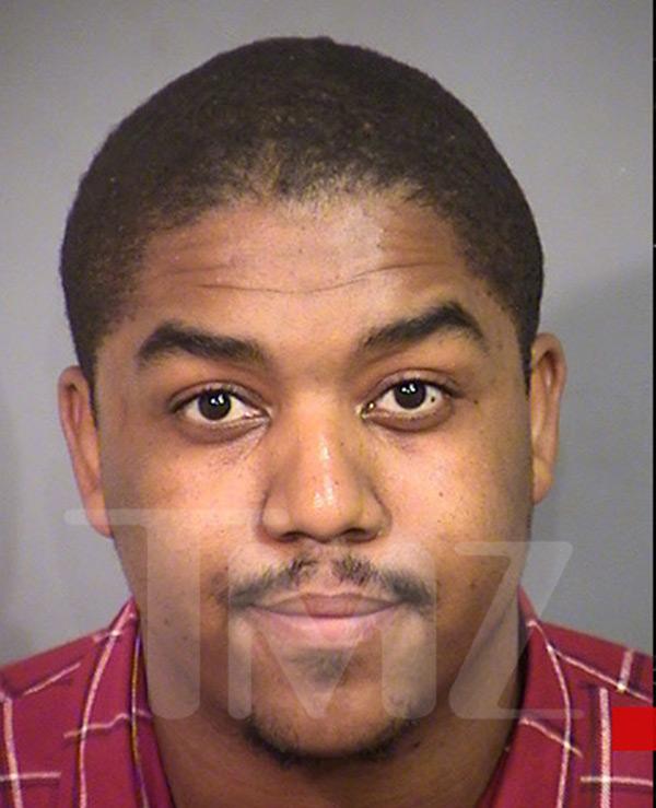 Chris Massey Arrested