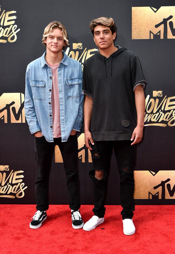 Damn Daniel MTV Movie Awards