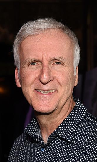 James Cameron Celebrity Profile