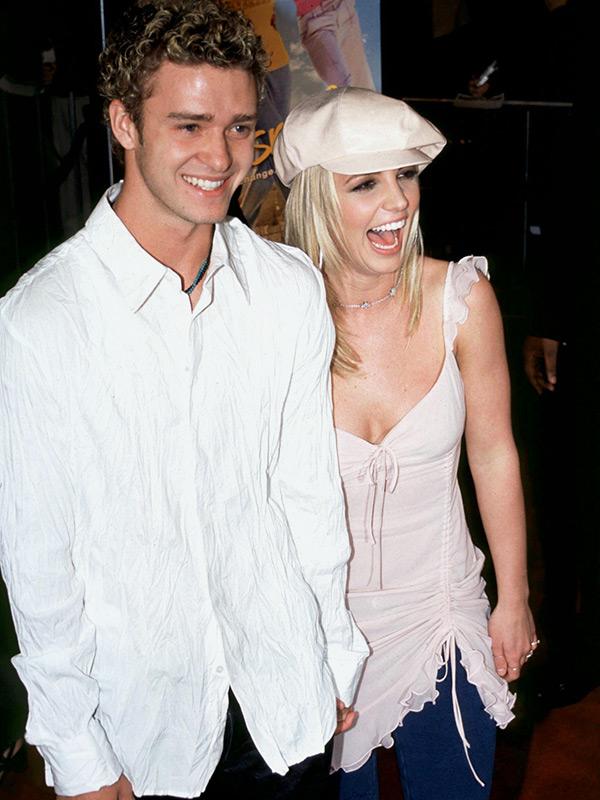 Justin Timberlake Britney Spears Reunion