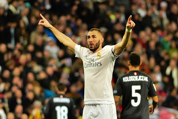 Karim Benzema Goal El Clasico