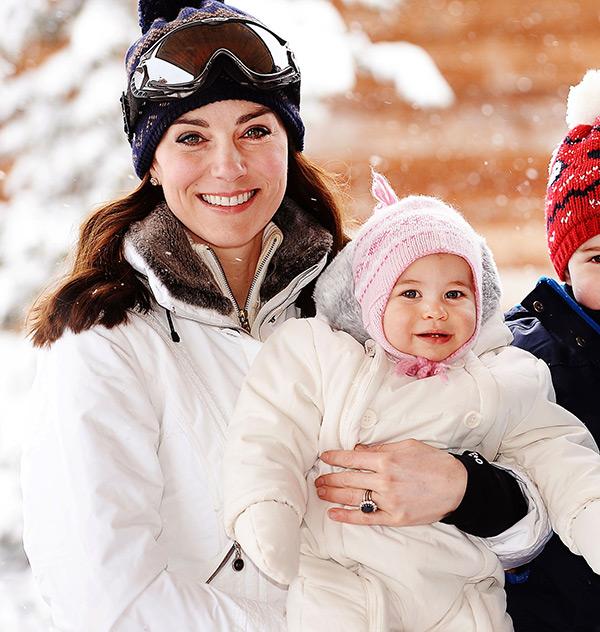 Kate Middleton Princess Charlotte Birthday