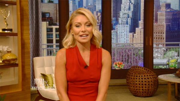 Kelly Ripa Female Co-Host