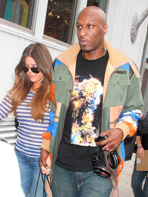 Khloe Kardashian Divorcing Lamar Odom