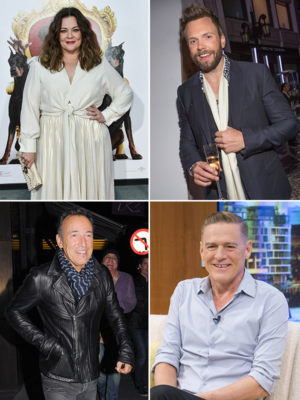 Celebrities Backlash Anti-LGBT Laws