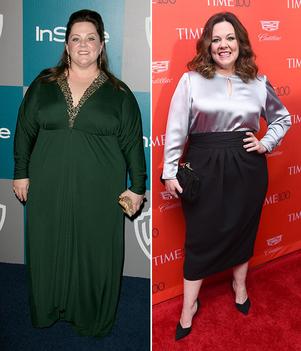 Melissa McCarthy Time 100 Weight Loss