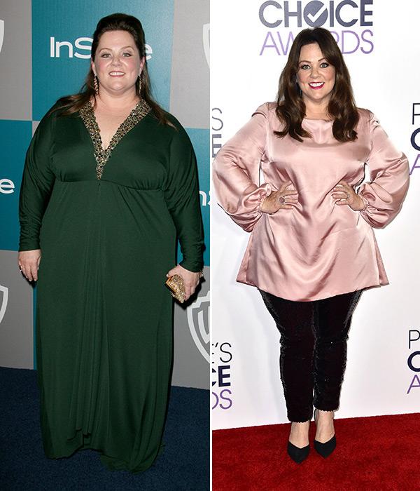 Melissa McCarthy Secrets Weight Loss
