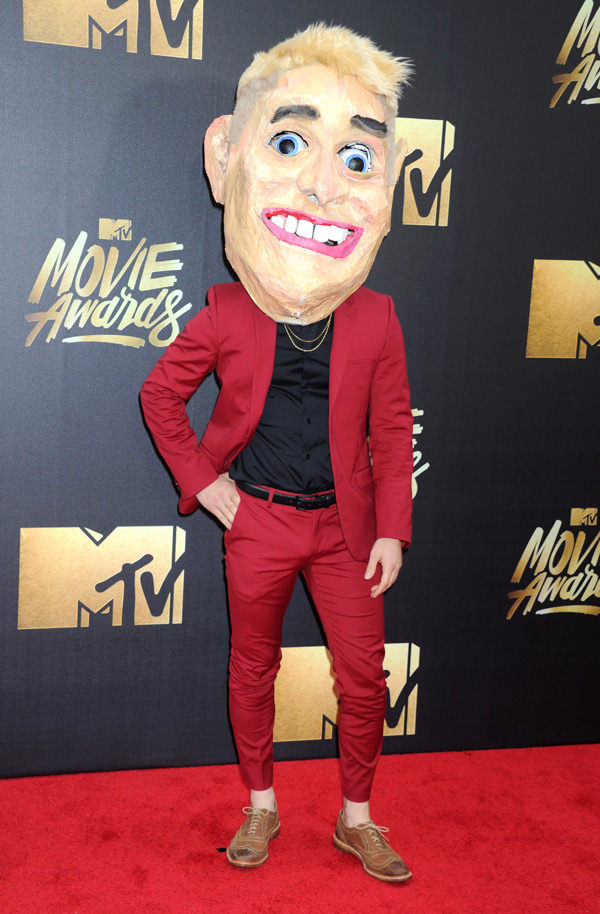 Mike Posner Mask