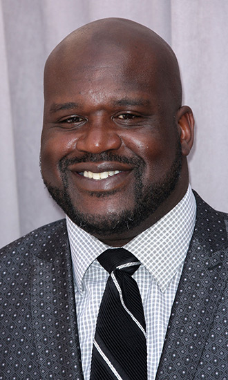 Shaquille O'Neal Celebrity Profile