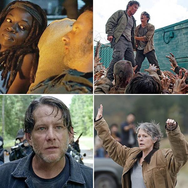 The Walking Dead Deaths