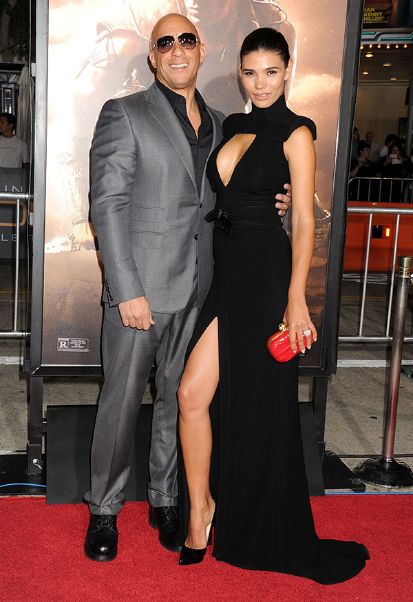 Vin Diesel Cheating On Girlfriend Actor Paloma Jimenez Split After 9 Years Hollywood Life