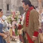 Pic Belle S Wedding Dress Revealed See New Pic Of Beauty The Beast Hollywood Life