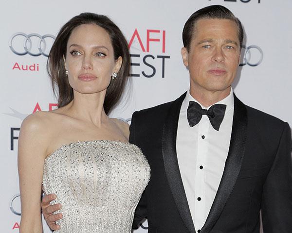 Brad Pitt Angelina Jolie Reason Divorce