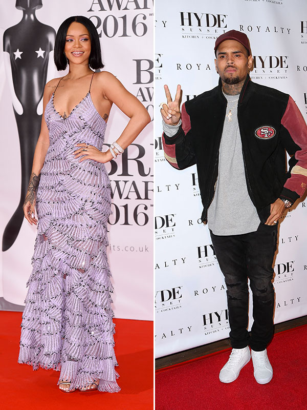 Chris Brown Hurt Rihanna Leonardo DiCaprio Relationship