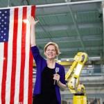 Democratic presidential candidate Sen. Elizabeth Warren, D-Mass., speaks at Focus: HOPE in Detroit Election 2020 Elizabeth Warren, Detroit, USA - 04 Jun 2019
