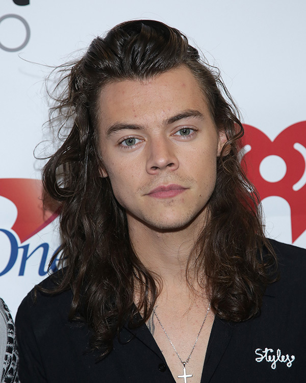 Harry Styles With Short Hair Is This What His New Do Looks Like Hollywood Life